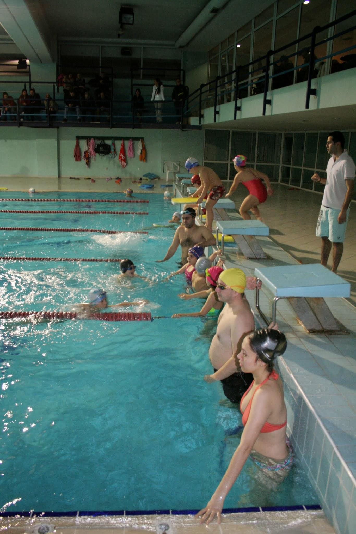 Yüzme Grup Çalışması