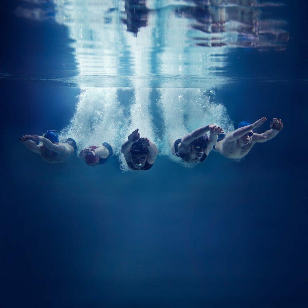 İstanbul'un En İyi Yüzme Havuzlarındayız
